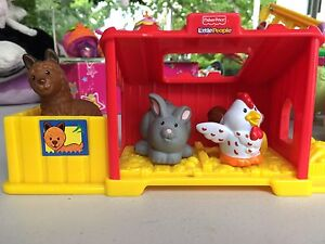 Little People Baby Animal Box Newstead Launceston Area Preview