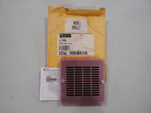 Hoffman A-EXGR4 Enclosure Exhaust Grille & Filter 22290