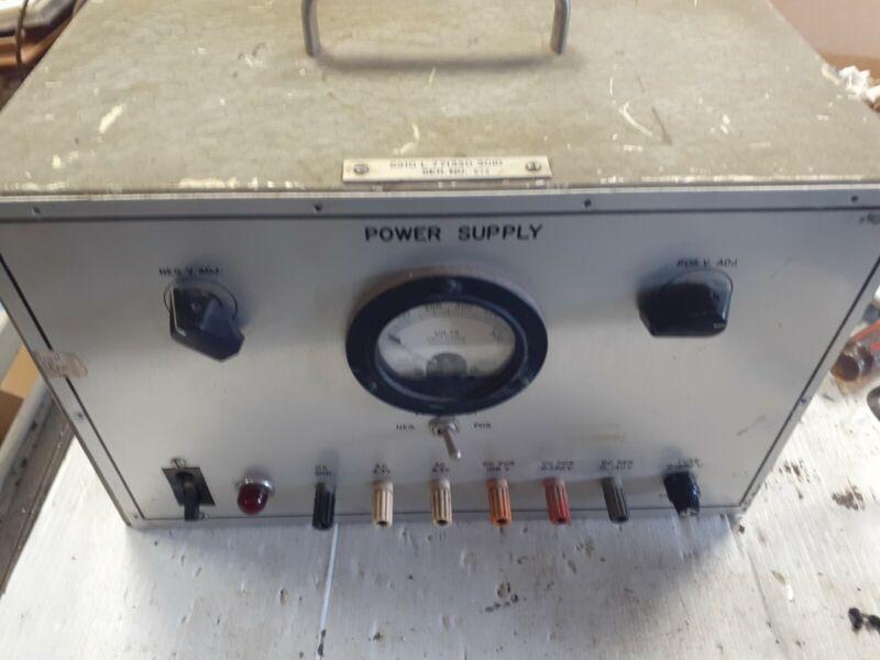 VINTAGE  Power Supply- Estate Item