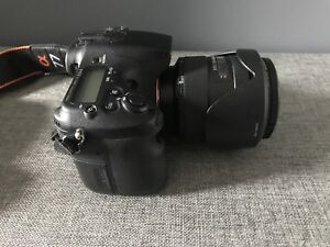 Sony A77 DSLR + 16-50 And 18-250 Lens