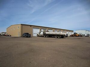 24,800 SF Industrial building on 3.25 Acres of land for sale