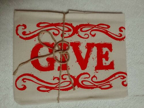 A Bag Named Give By Bethany Morton-Gannaway Gift Book In A Bag Plus Give Bag - $24.99