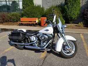 2012 Harley-Davidson FLSTC Custom Softail Heritage Classic