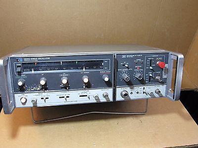 Hp 8620c Sweep Oscillator With 86222b-h69 Rf Plug-in .01-4.0ghz