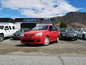 2005 Suzuki Aerio LOW KMS