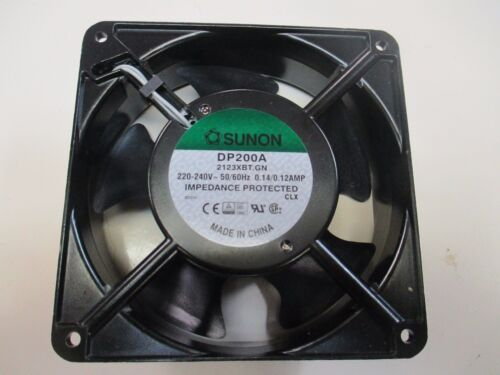 Sunon DP200A Fan - 2123XBT 220/240V 50/60HZ 120 x 120 x 38 mm