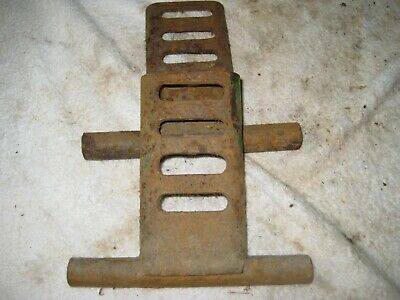 John Deere 1209 Mower Conditioner Sickle Bar Skids Adjusters