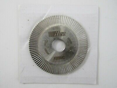 Ilco X23mc 2 38 Diameter Key Machine Milling Cutter New
