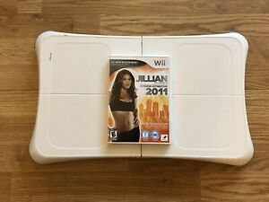 Nintendo Wii Fit Board + Game
