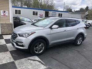 2018 Hyundai Santa Fe Sport 2018 Hyundai Santa Fe Sport - 2.4L L