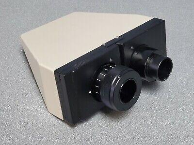 Olympus Binocular Microscope Head From Bh-2