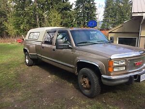 1995 GMC With 489 stroker