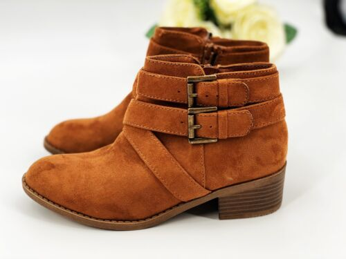 new big girls ankle boots booties size