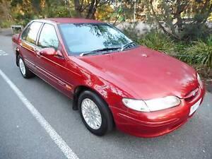 1998 Ford Falcon Sedan reg and roadworthy!! Moorabbin Kingston Area Preview