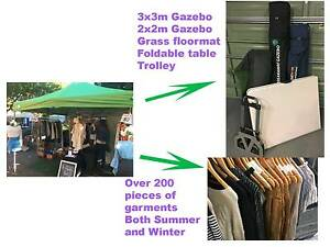 Clothing Market Stall Full Set Up- business for sale Blacktown Blacktown Area Preview