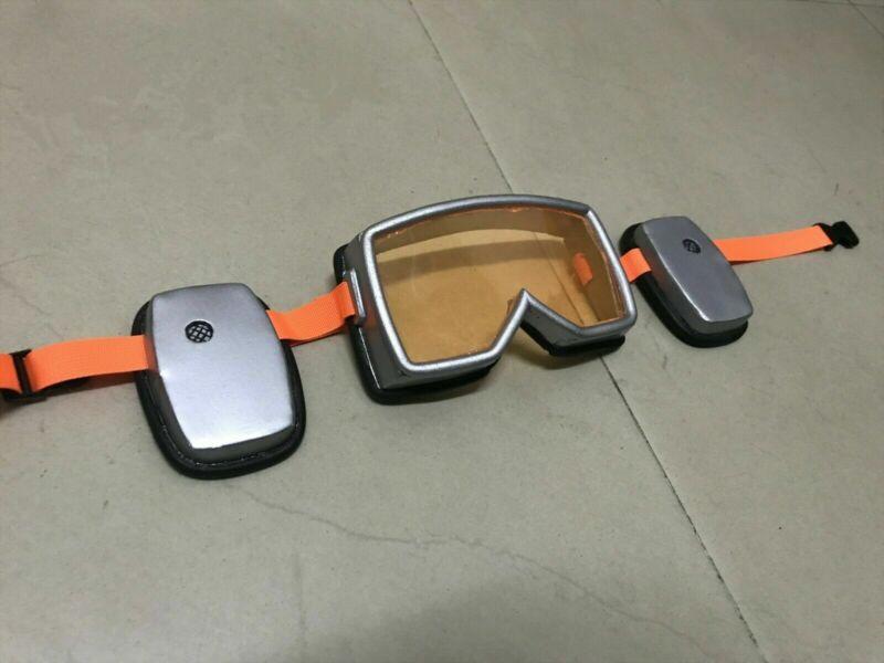 Anime NARUTO Uchiha Obito Childhood Cosplay Goggles Handmade Prop