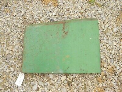 John Deere 1010 Tractor Original Jd Hood Side Panel Cover