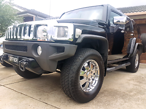 Hummer H3 for sale, 4x4 adventure luxury off road Hilux Ranger Brunswick Moreland Area Preview