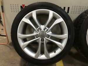 2 Audi Rims and Tires