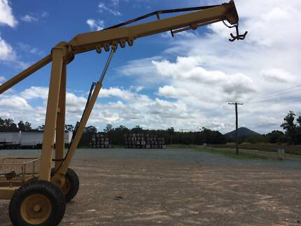 farm agriculture tractor crane Wamuran Caboolture Area Preview