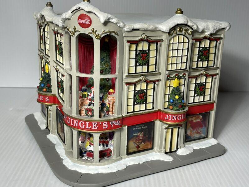 Coca Cola Hawthorn Village Jingles Department Store