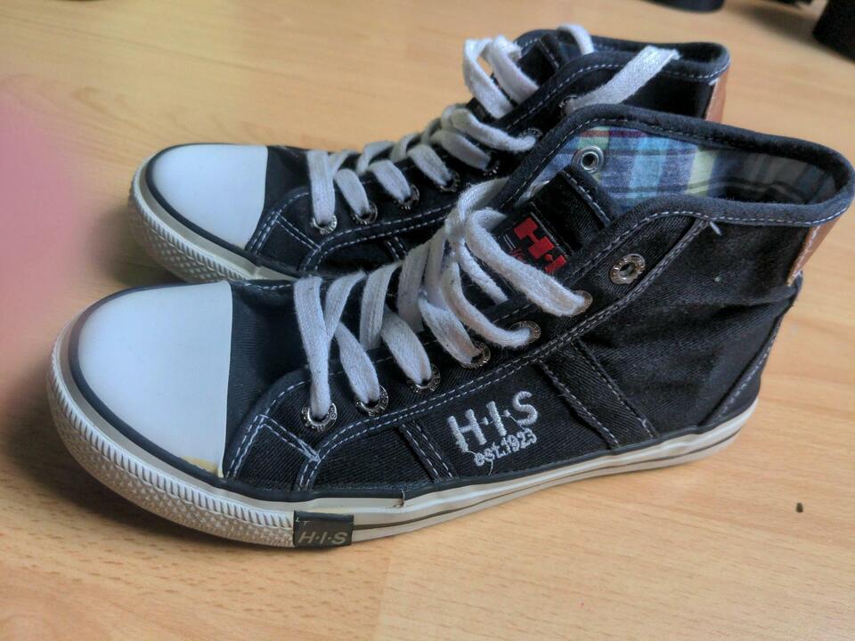 Schuhe Sneakers von HIS neuwertig! Größe 36 in Merchweiler