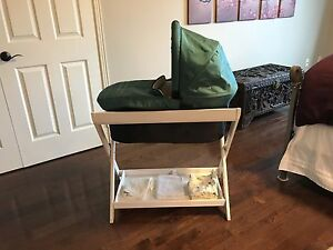 Uppababy Bassinet & Stand