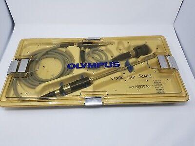 Olympus A4801a Videolap 10mm Laparoscope