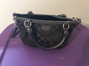 Authentic Coach Purse- Used