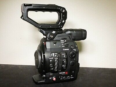 Canon Cinema EOS C300 Mark II Body (EF mount)