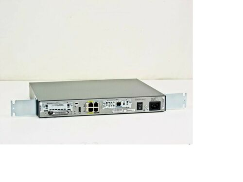 CISCO 1841/K9 Integrated VPN Router ADVENTEPRISE ios-15.1 1841-T1SEC CISCO1841