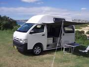 2006 Toyota HiAce Hitop campervan Brookvale Manly Area Preview