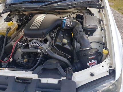 Ford ba xr8