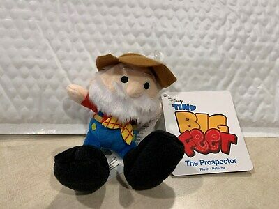 Tiny Hands Toy (DISNEY TOY STORY 4 TINY BIG FEET PLUSH STINKY PETE  PERFECT FOR LITTLE HANDS)