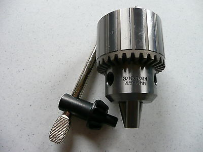Machinist Chuck Jacobs 36kd Style3jacobs Taper Mount-316-34cap. Japan Mfg