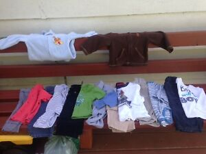 12 months boys clothes