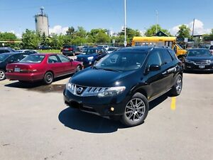 2009 Nissan Murano Sport AWD SUV with low 190.000Km's!