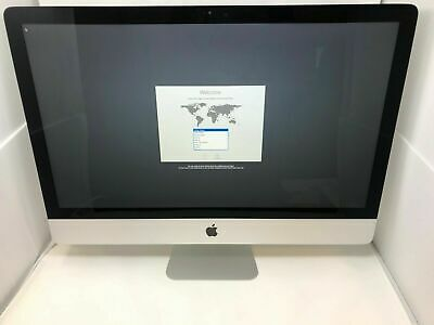 """iMac Retina 27"""" 5K Late 2015 4.0GHz i7 32GB 256GB SSD - Excellent Condition"""