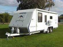 Adventura Radiance caravan (luxury) Vale Park Walkerville Area Preview