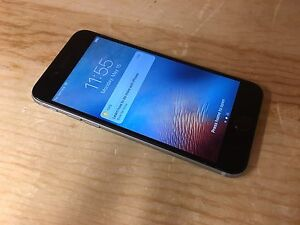 iPhone 6 Space Grey Rogers smart cell phone