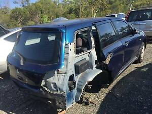 WRECKING 2003 MITSUBISHI OUTLANDER SOLD FEW BITS CALL US FOR INFO Willawong Brisbane South West Preview
