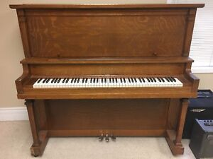 Ennis & Co Upright Piano