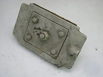 Part For Model 8m Wells Wellsaw Horizontal Band Saw - B10 Wheel Adjusting Block