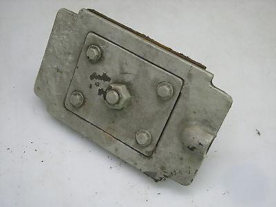 Part For Model 8m Wells Wellsaw Horizontal Band Saw - B10 Wheel Adjusting Block