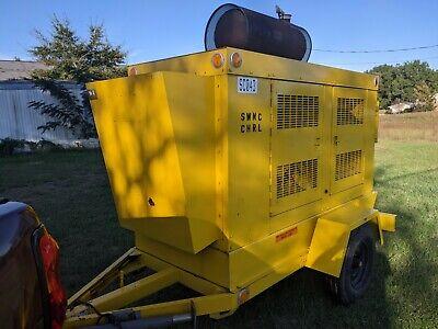 70kw Mobile Kohler Diesel Generator