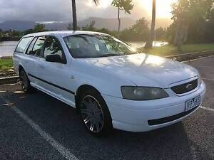2003 Ford Falcon Wagon Cairns Cairns City Preview