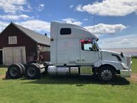 Flat bed truck driver