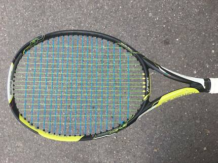 Yonex Ezone Ai100 Tennis Racket EXTENDED Length Grip 3