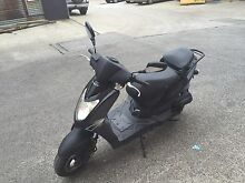 Kymco 50cc scooter 12 month rego with rwc Brunswick Moreland Area Preview
