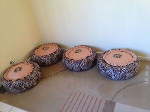 Leopard printed petite couch Bedford Bayswater Area Preview